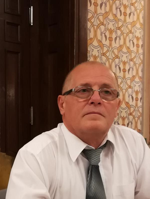 Szegő István